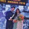 Sooraj Pancholi and Athiya Shetty at Dadasaheb Phalke Award
