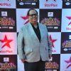 Satish Kaushik at Star Parivar Awards Red Carpet Event