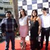 Evelyn Sharma at the Launch of La Hair Affaire Salon