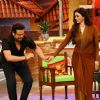 Krushna Abhishek and Tabu have a blast on the sets of 'Comedy Nights Live'