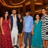 Mugdha Godse and Rahul Dev  at Nisha Harale's Cover Launch