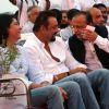 Sanjay Dutt and Priya Dutt at World Enviroment Day Organised by Bhamla Foundation