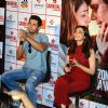 Randeep Hooda and Kajal Aggarwal at Promotions of 'Do Lafzon Ki Kahani'