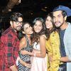Vishal Singh, Kishwer Merchantt, Suyyash Rai and Sana Khan Birthday Bash!