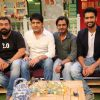Nawazuddin Siddiqui, Anurag Kashyap & Vicky Kaushal Promote 'Raman Raghav 2.0' on the sets of 'The K