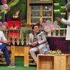 Govinda has a Blast on the Sets of 'The Kapil Sharma Show'