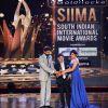 Sonal Chauhan and Rana Daggubati at SIIMA Awards 2016