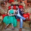 Urvashi Rautelaa and Vivek Oberoi Promotes 'Great Grand Masti' on 'Comedy Nights Bachao'