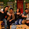 Varun, John  and Jacqueline Promotes 'Dishoom' on sets of 'The Kapil Sharma Show'