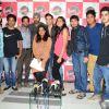 Varun Dhawan and John Abraham Promoting 'Dishoom' on Fever FM
