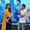 Abhay and Diana at Trailer launch of 'Happy Bhaag Jayegi' Team at Kapil Sharma Show