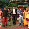 Brett Lee and Tannishtha Chatterjee Promotes 'Unindian' on the sets of The Kapil Sharma Show
