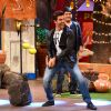 Hrithik Roshan and Kapil Sharma Promotes 'Mohenjo Daro' on sets of The Kapil Sharma Show