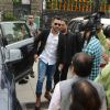 Mahendra Singh Dhoni at Trailer launch of movie 'MS Dhoni: The Untold Story'