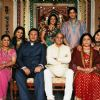 Reema Lagoo : Preeti with her family