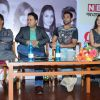 Congress Min. Sanjay Nirupam, Abhay Deol & Dia Mirza at Nabharat Times Event