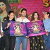 Manyata, Varun Dhawanm Neil Mukesh at Launch of Sophie Choudry's Song 'Sajan Main Nachungi'