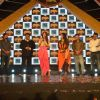 Rithvik Dhanjani, Shilpa Shetty and Anurag Basu at Launch of Sony TV's 'Super Dancer Show'