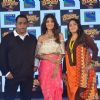 Geeta Kapur, Shilpa Shetty and Anurag Basu at Launch of Sony TV's 'Super Dancer Show'