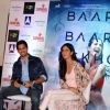 Sidharth Malhotra and Katrina Kaif at Press Meet of 'Baar Baar Dekho'