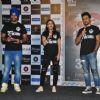 Soha Ali Khan and Vir Das at Trailer Launch of Film '31st October'