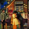 Sidharth Malhotra and Katrina Kaif at Promotion of 'Bar Bar Dekho' on sets of The Kapil Sharma Show