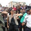 Flash Mob- Katrina Kaif Promotes 'Baar Baar Dekho' in Indore