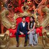 Katrina Kaif and Sidharth Malhotra at Promotion of 'Baar Baar Dekho' on Comedy Nights Bachao