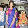 Sonali Bendre's Ganpati Visarjan