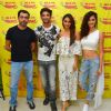 Celebs at Promotion of 'MS Dhoni: The Untold Story' at Radio Mirchi