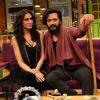 Nargis Fakhri and Riteish Deshmukh at Promotion of 'Banjo' on Sets of The Kapil Sharma Show
