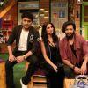 Nargis Fakhri, Kapil Sharma and Riteish Deshmukh at Promotion of 'Banjo' on Sets of The Kapil Sharma