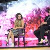 Taapsee Pannu and Amitabh Bachchan at NDTV Program 'Youth for Change'