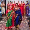 Raveena Tandon becomes showtopper for Jayanthi Ballal At Mysore Fashion Week – SEASON 3