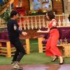 Tamannaah Bhatia and Sonu Sood at Promotion of 'Tutak Tutak Tutiya' on sets of The Kapil Sharma Show