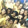 Daisy Shah : Daily Shah spends time with differently abled kids on World Deaf day