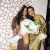 Rekha and Vidya Balan at Javed Akhtar's Birthday Bash