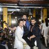 Varun Dhawan and Arjun Kapoor walks for Kunal Rawal at Lakme Fashion Week 2017 Day 1