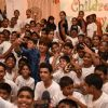 A cute SRK celebrates children's day