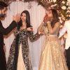 Abhishek Bachchan : Abhishek Bachchan, Aishwarya Rai, Bipasha Basu and Karan Singh Grover