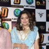 Tanushree Dutta snapped at Navratri celebration