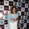 Tanushree Dutta snapped at Navratri celebration