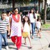 Raveena Tandon,Janhvi Kapoor,Bhumi Pednekar spotted around the city