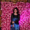 Zeenat Aman spotted at Lux Golden Rose Awards