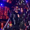 Ranveer Singh and Sara Ali Khan at the sets of Indian Idol