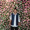 Kailash Kher at Kapil Sharma and Ginni Chatrath's Reception, Mumbai