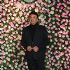Anu Malik at Kapil Sharma and Ginni Chatrath's Live Reception, Mumbai