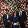 Sonu Sood, Farah Khan, Aparshakti Khurrana at Kapil Sharma and Ginni Chatrath's Reception, Mumbai