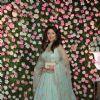 Manjari Fadnis at Kapil Sharma and Ginni Chatrath's Reception, Mumbai