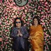 Bappi Lahiri at Kapil Sharma and Ginni Chatrath's Reception, Mumbai
